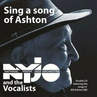 National Youth Jazz Orchestra - Sing a Song Of Ashton Nuevo CD