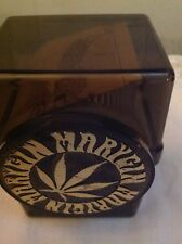 Vintage/new Tabacco Marygin Seed Cleaner unused original directions color  smoke