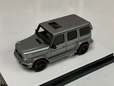 1/64 Motorhelix Mercedes Benz AMG G63 from 2019 in Silver