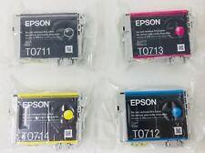 KIT MULTIPACK CARTUCCE ORIGINALI EPSON T0715 (T0711 T0712 T0713 T0714)