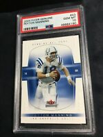 2004 Fleer Genuine #43 Peyton Manning  PSA 10 GEM MINT Colts