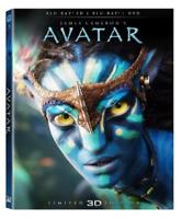 AVATAR 3D LIMITED EDITION SLIPCASE (2 BLU-RAY 3D/2D + DVD) con Sam Worthington