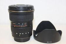 Tokina At-x pro 12-24 mm f/4.0 AF DX II pour for Canon avec 1 an Garantie