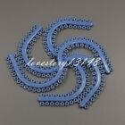 700 Ties Dental Orthodontic Separate Tie Blue Color Spacers S Type Supplies Sale