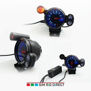 RPM Tachometer FOR PC GAME Assetto Corsa ProjectCars Codemasters LFS EuroTruck