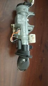 1999-2004 LAND ROVER DISCOVERY SERIES 2 II IGNITION SWITCH HARNESS WITH KEY