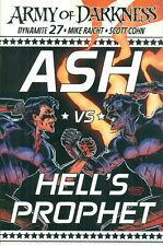Army Of Darkness #27 Raicht Cohn Ash Evil Dead Final Issue Dynamite Horror 2010