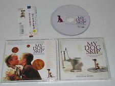 MY DOG SKIP/SOUNDTRACK/WILLIAM ROSS(VOLCANO CPC8-1123) JAPAN CD+OBI ALBUM