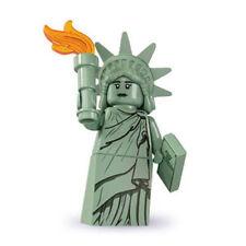 LEGO MINIFIGURES SERIES 6 8827 - Lady Liberty