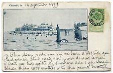 CPA - Carte Postale - Belgique - Ostende - La Mer - 1899 (M8237)