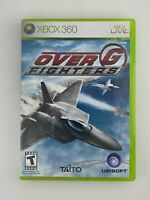 Over G Fighters - Xbox 360 Game - Complete & Tested
