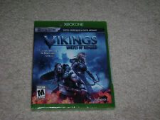 VIKINGS WOLVES OF MIDGARD SPECIAL EDITION...XBOX ONE...***SEALED***BRAND NEW***