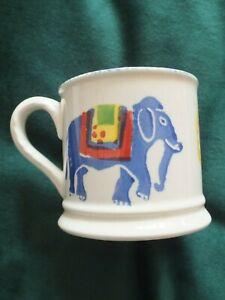 Vintage Laura Ashley Nursery Mug - Elephant Rare