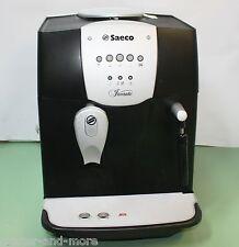 Saeco Incanto SUP021Y Machine à Café Très Bon État Noir