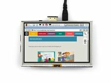 """Raspberry Pi 2/3 5"""" HDMI LCD TFT Display with touch"""
