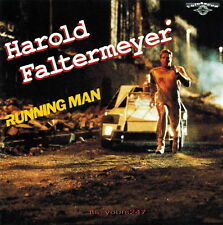 RUNNING MAN-Original Soundtrack [1988]   Harold Erebiachristi Meyer   CD