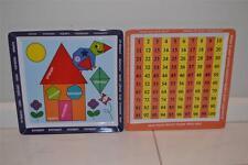 Kids Children's Boys Educational Dinner Plate Set Ideal Christmas birthday Gift