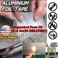 Aluminum Foil Magic Repair Adhesive Tape,Super Strong Waterproof Tape Butyl Seal