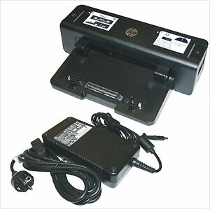 HP ZBook 17 G1, G2  Dockingstation HSTNN-I11X  USB3.0 + NT 230W