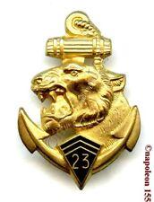 TROUPES de Marine   23° R.I.M.A.  Fab. AREMAIL  Paris H. 278