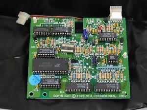 MFJ-2400 Modem Board for 1278 Vintage Ham Radio TNC (new, many available)