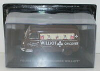 ALTAYA 1/43 SCALE DIECAST - PEUGEOT D3A - CHICOREE WILLIOT
