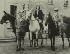 Mullaboden House Co Kildare Sir John Milbanke Sheila Chisholm 1930 Photo Article