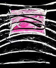 "SUPERB ORIGINAL ROB VAN HEERTUM ""Between the Lines"" ABSTRACT PAINTING"