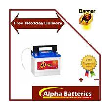 12v Banner 85 ah Energy Bull Ultra Deep Cycle Leisure Battery (95551)