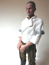 """1/6 Han Solo Outfit Star Wars Hasbro for Sideshow Hot Toys Figure 12"""" Story"""