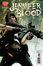 JENNIFER BLOOD #10 VF+ - VF/NM COVER A TIM BRADSTREET DYNAMITE