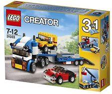 LEGO CREATOR CAMION BISARCA 3 IN 1 ART 31033 RARO NUOVO FUORI PRODUZIONE