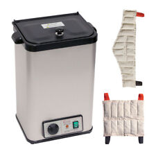 NEW Relief Pak Heating Unit 4-Pack Capacity, Stationary, with 3 Std Packs+1 Neck