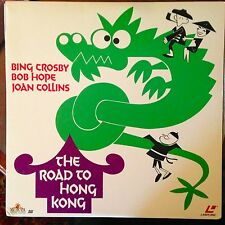 The Road To Hong Kong - Crosby / Hope  - LASERDISC  Buy 6 for free shipping