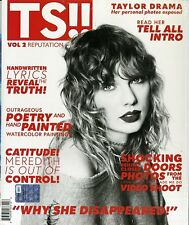 Taylor Swift Reputation CD & Target Exclusive Magazine Vol 2 - New (sealed)