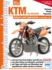Reparaturanleitung KTM LC4-Modelle 250 350 400 520 525 620 640 Werkstatthandbuch