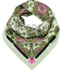 Givenchy 100% Pure Silk Twill Scarf Brand New + Tags RRP £270