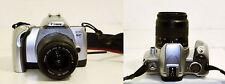 Canon EOS Rebel Ti / 300V 35mm Film SLR Camera w/ EF 35-80mm 1:4-5.6 III Lens