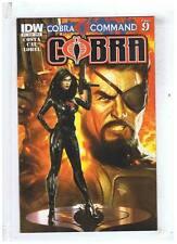 IDW Comics Cobra #11 NM Mar 2012