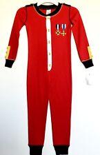 Mini Boden Military Long John Appliqué Pjs Age 6 Retail $47 Price $35.25