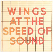 Wings, Wings At The Speed Of Sound  Vinyl Record *USED*