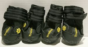 Truelove Rugged Reflective Non Skid Paw Protector Dog Shoes Boots - 2 Sizes