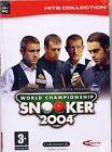 World Championship Snooker 2004 (NEUF EMBALLE)