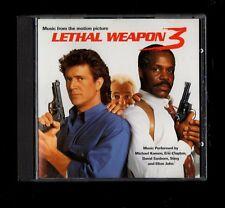l'arme fatale 3 - Gibson, Glover / lethal weapn 3 - Michael Kamen, Eric Clapton