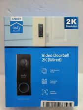 Anker eufy Security Wi-Fi Video Doorbell with 2K Resolution