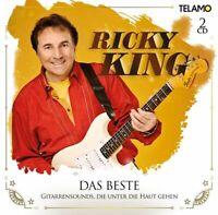 Ricky King - Das Beste:Gitarrensounds,die unter die Haut gehen 2CD NEU OVP