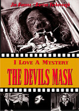 I Love A Mystery - The Devils Mask - DVD