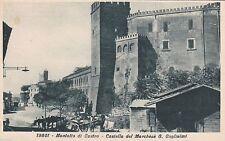 # MONTALTO DI CASTRO: CASTELLO DEL MARCHESE GUGLIELMI ediz. Diena 19801