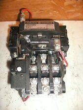 GE/GENERAL ELECTRIC CR306B0 SIZE 0 MAGNETIC STARTER 120V COIL 1521G22