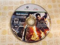 Dead Rising < Microsoft Xbox 360, 2006 > - DISC ONLY
